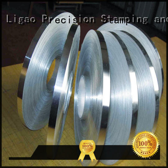 different stamping components supplier for screening can Ligao