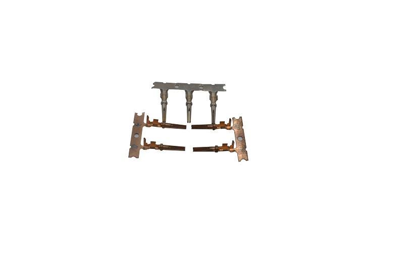 Brass metal stamping shrapnel, terminals, spring, auto parts