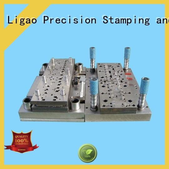 Ligao forming mold and die supplier for wire cutting machines