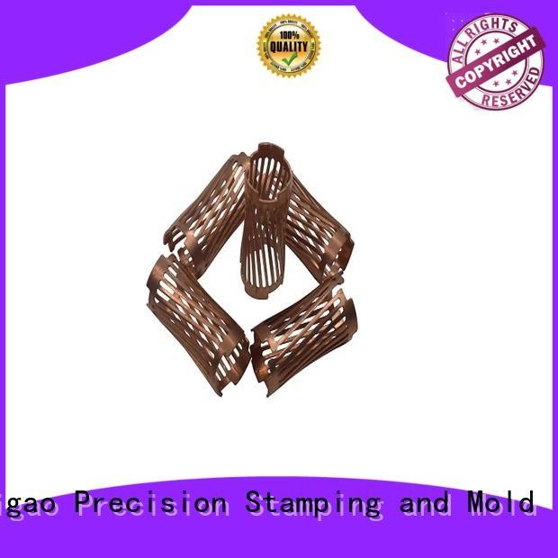 custom progressive metal stamping alloy manufacturer for shield case