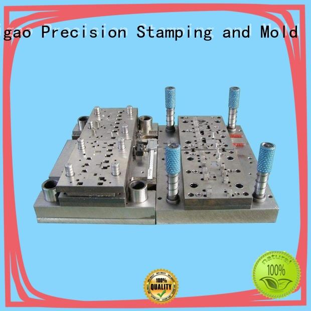Ligao riveting metal stamping equipment factory for wire cutting machines