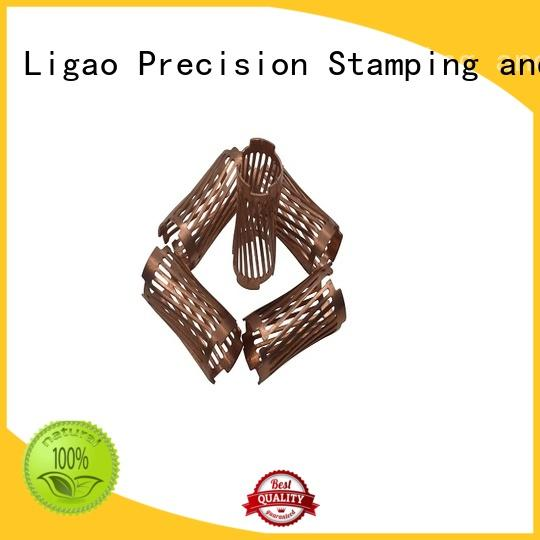 Ligao excellent sheet metal stamping supplier for screening can