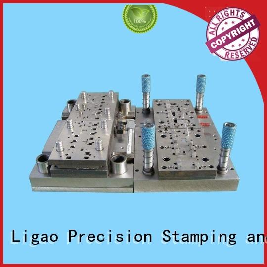 Ligao professional molding design mold for EDM machines