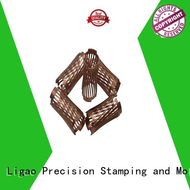 Ligao shrapnel what is metal stamping factory for equipment