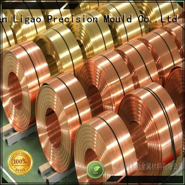 Ligao crafts metal stamping service for business for equipment