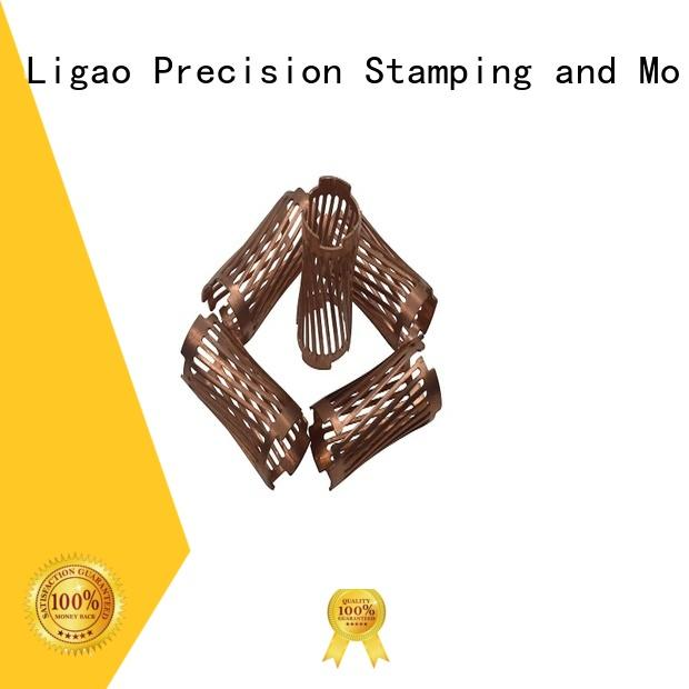 scientific deep draw metal stamping supplier for equipment Ligao