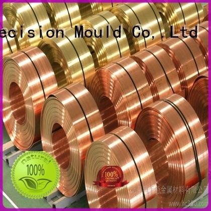 Ligao high-quality stamped metal sheets copper for shield cap