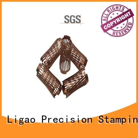 Ligao stainless stamping equipment company for shield cap