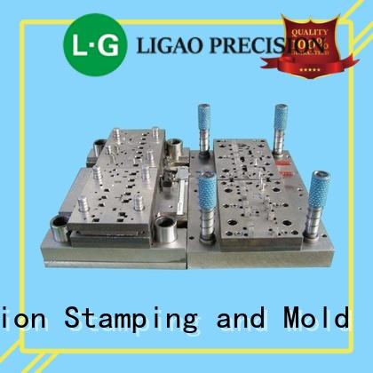 Ligao riveting mold company for EDM machines