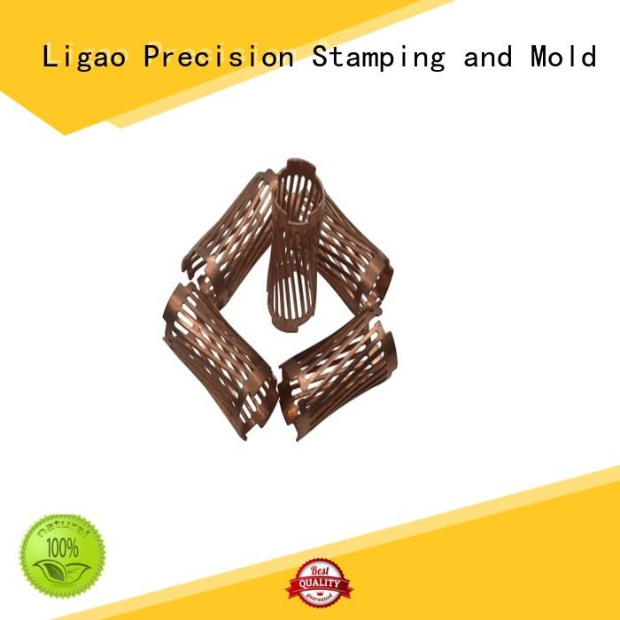 excellent progressive stamping copper manufacturerfor shield cap