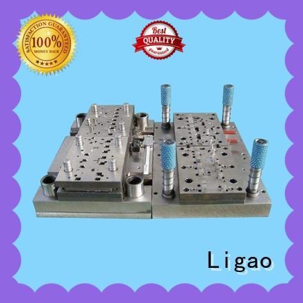 Ligao progressive mold manufacturing supplier for CNC machine tools