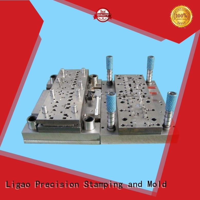 Ligao Top custom metal die Suppliers for grinding machines