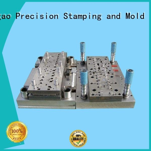 Custom die manufacturing mold factory for engraving machines