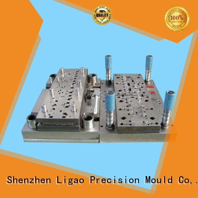 Ligao drawing small metal stamping machine for business for punching machines