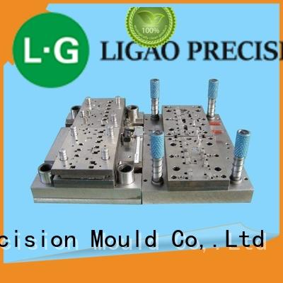 Ligao durable molding design punching for CNC machine tools