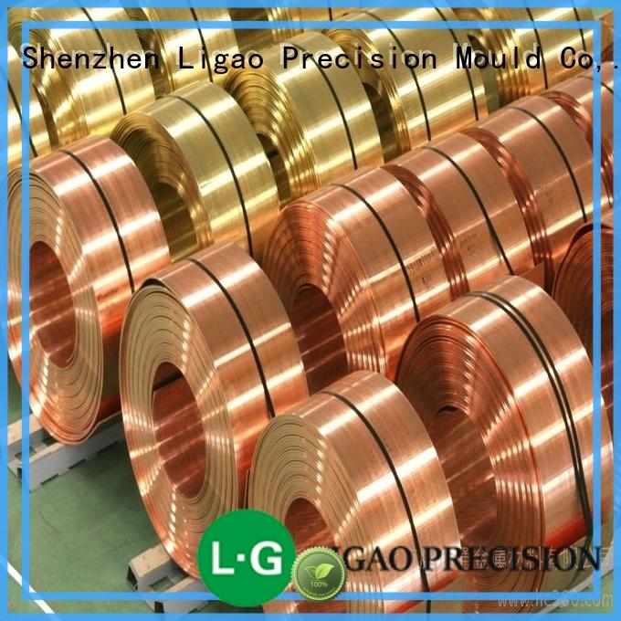 Ligao New stamping mould company for shield case