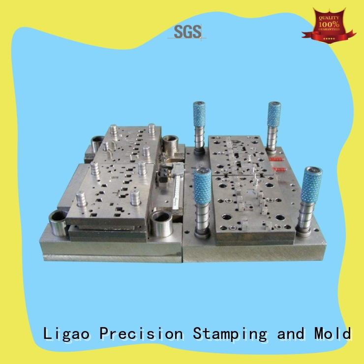 Ligao metal progressive tool and die Supply for coordinate measuring machines