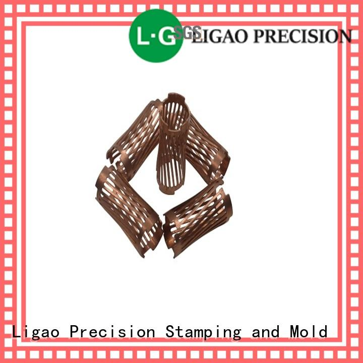 Custom precision metal stamping connector company for equipment