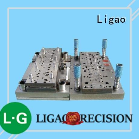 Ligao punching mold and die manufacturer for engraving machines
