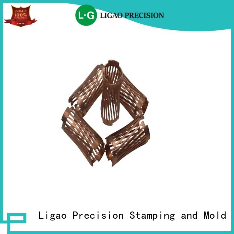 Ligao High-quality stamping parts manufacturer company for shield cap