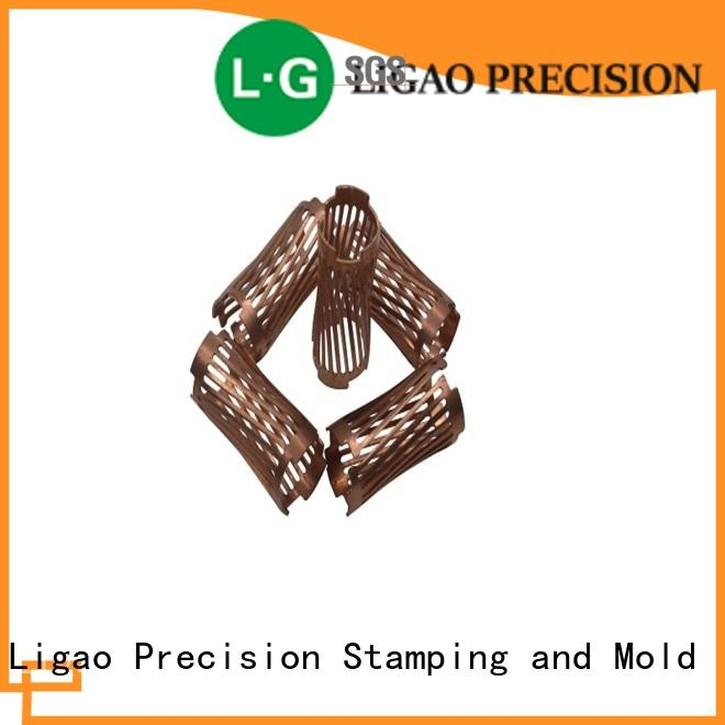 Ligao New metal stamping die design Suppliers for shield cap