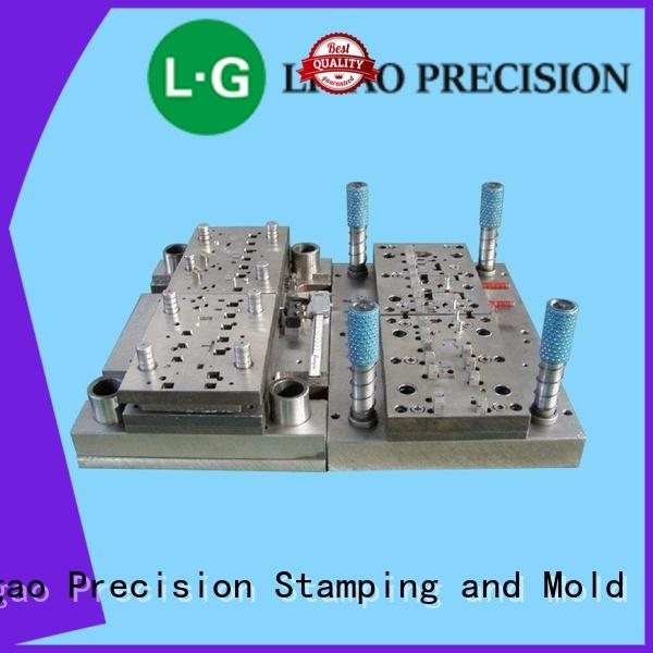 Ligao forming die mold supplier for CNC machine tools
