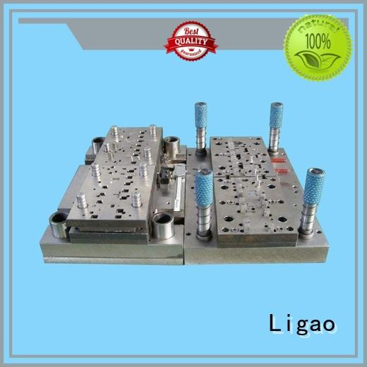 Ligao progressive metal embossing molds manufacturers for engraving machines