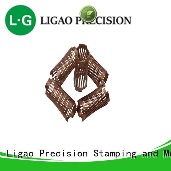 Custom precision metal stamping terminals factory for equipment