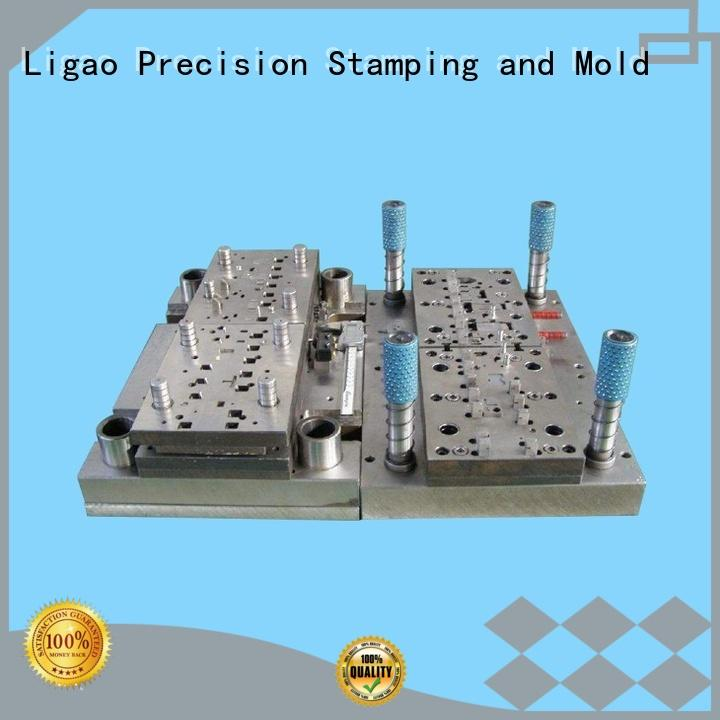 Ligao experienced mold and die manufacturer for punching machines