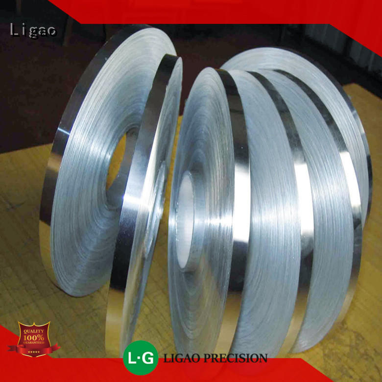 Ligao Custom stamping parts Supply for screening can