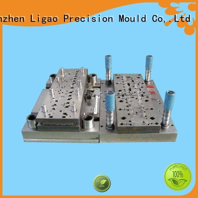 Ligao forming small metal stamping machine factory for CNC machine tools